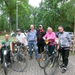 Radtour nach Haßloch