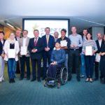 Sterne des Sports – Schützenverein gewinnt zum zweiten Mal einen bronzenen Stern.